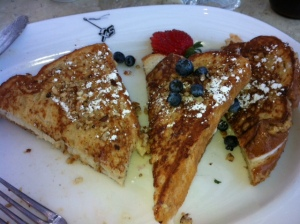Steiner Ranch Stuff French Toast