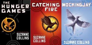 The Hunger Games book covers