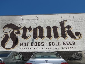Franks Hotdogs, Austin