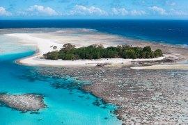 The Great Barrier Reef, Queensland Australia