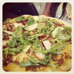 Urban American Grill's Forager Pizza