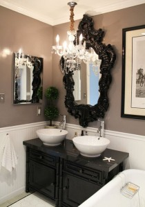 bathroom from pinterest