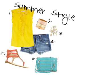 Summer Styles from Polyvore