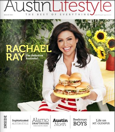 Austin LIfestyle Magazine August
