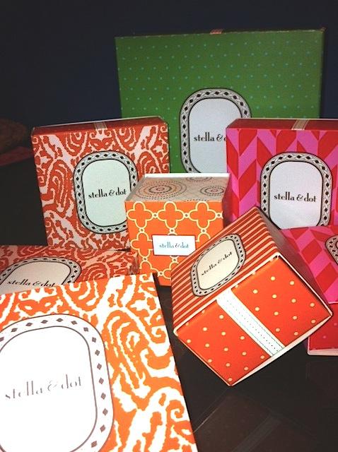 Stella & Dot Jewelry Boxes