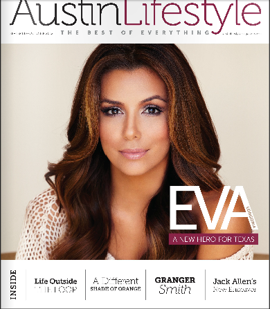 September October Issue of Austin Lifestyle Magazine