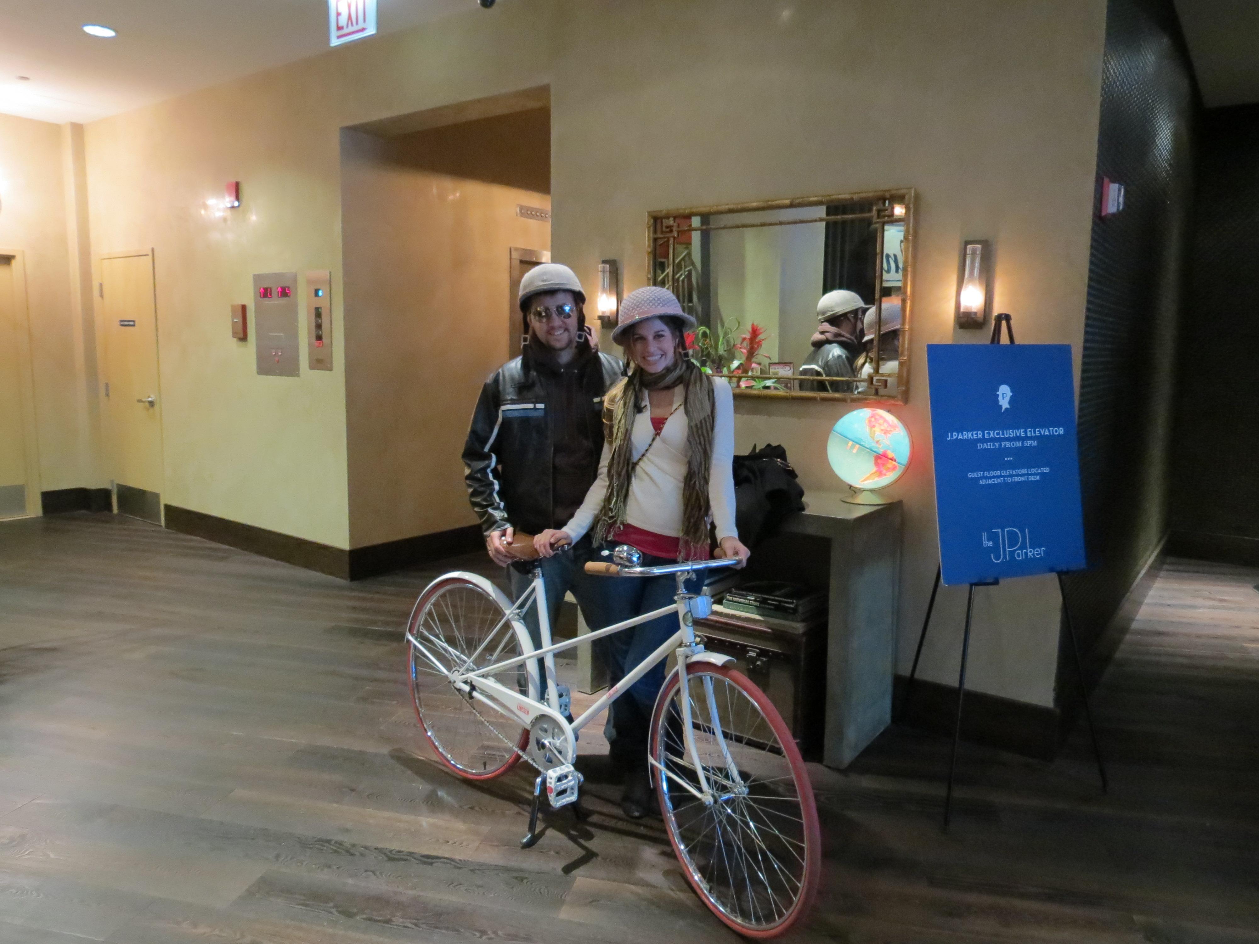 Hotel lIncoln bike rental