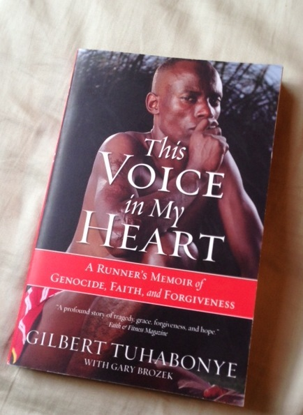 Gilbert Tuhabonye This Voice In My Heart