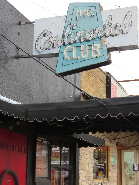 The Continental Club South Congress