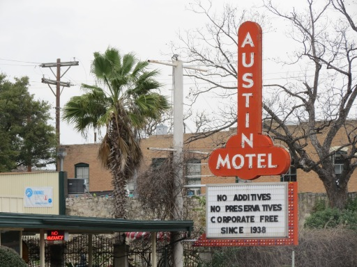 Austin Motel South Congress