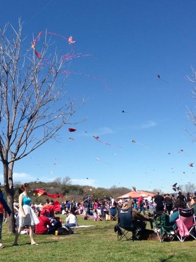 Zilker Kite Festival Austin