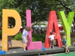Art City Austin Play Sign