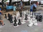 Art City Austin chess board