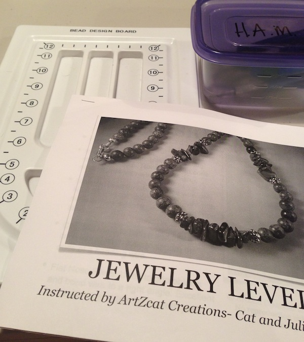 Austin Handmade Arts Market Jewelry Making Class