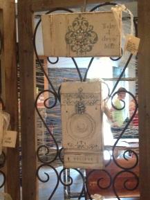 Austin Handmade Arts Market I Love Indigo