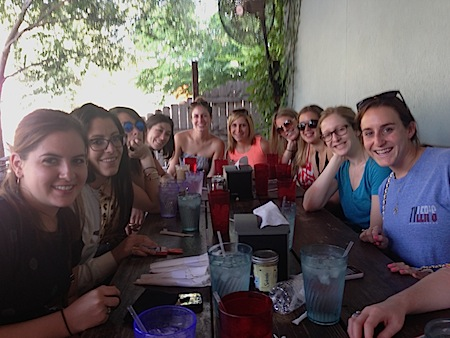 AEPhi MargaReRun 2013, Austin Java Cafe